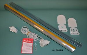 Diy Roller Blind Making Kit Without Fabric Up To 2438mm