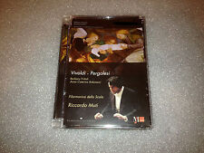Vivaldi - Pergolesi - Filarmonica della Scala - Riccardo Muti DVD