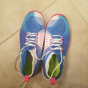 Details about Nike flyknit running shoes size 38.