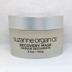 Suzanne-Somers-Organics-Recovery-Mask-3-3-Oz-100g-Certified-Toxic-Free