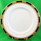 """Aynsley Empress Cobalt Salad Plate 8.25"""" NEW NEVER USED 24kt-Cobalt England"""