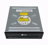 Lg Internal Sata Bluray Bdxl Bdr/dvd/cd Burner Rewriter Drive + 5 Bluray 25gb