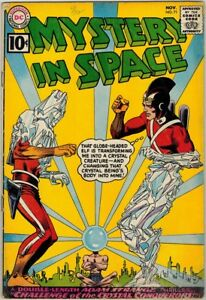 Mystery-In-Space-71-1961-VG