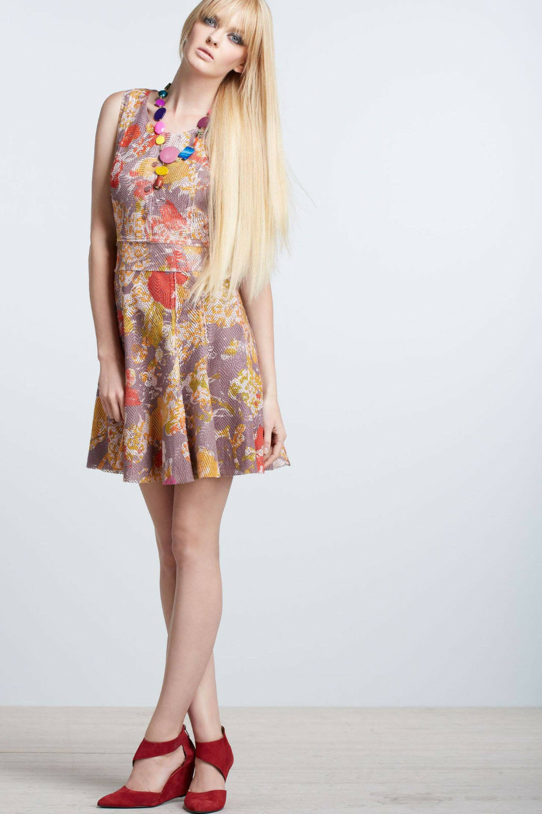 New New New  Anthropologie Gregory   Smoky Lilies Lace Dress  SOLD OUT  288  Size 4 bc109b