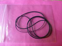 Marantz Pmd-200/pmd-220/pmd-360 Belt Kit (4 Belts)