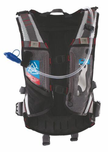 Blue//Red//Black Leatt DBX Mountain Lite 2.0 Hydration Pack 2L