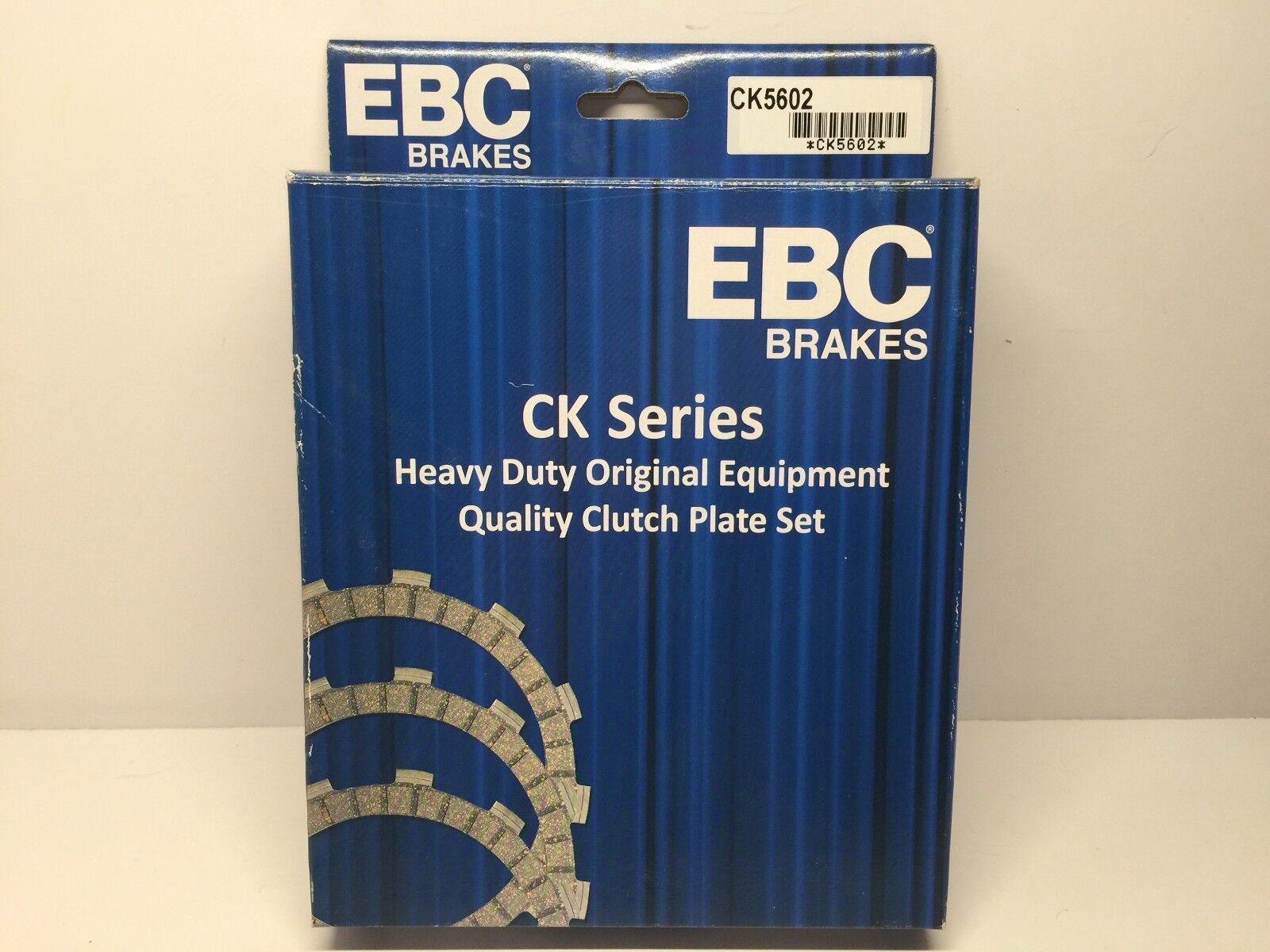 EBC Brakes CK1222 Clutch Friction Plate Kit