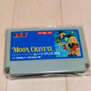 Moon-Crystal-NES-Nintendo-Famicom-FC-Game-Cartridge-Japan-Good-Condition