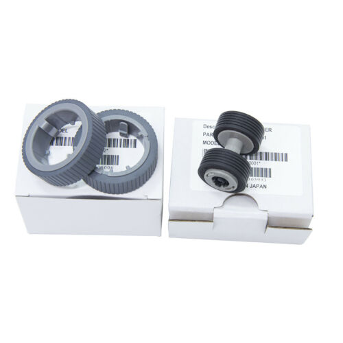 10SET PA03670-0001 PA03670-0002 for Fujitsu Fi-7180 Fi-7260 Brake Pick Roller