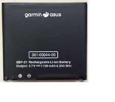 OEM GARMIN ASUS A50 GarminFone SBP-21 A 50 NUVIFONE BATTERY 361-00044-00