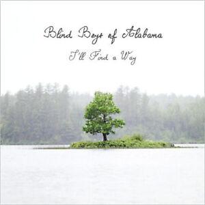 Blind-Boys-of-Alabama-I-039-ll-Find-a-Way-New-amp-Sealed-CD