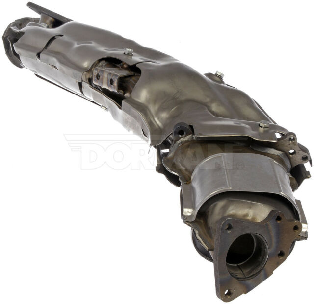 Exhaust Manifold with Integrated Catalytic Converter fits 10-11 Camry 2.5L-L4