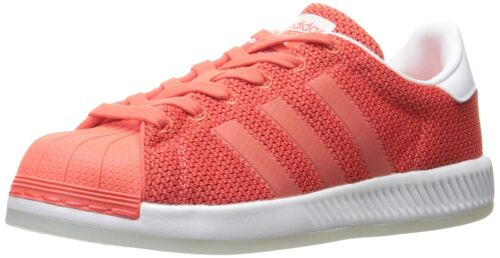 Adidas Superstar Bounce J Easy Coral//Easy Coral//White BB0332 GS