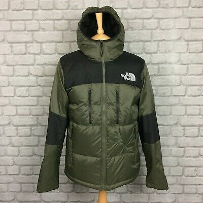 exclusive shoes exquisite design pick up THE NORTH FACE MENS UK M KHAKI BLACK HIMALAYAN DOWN HOODED JACKET ...