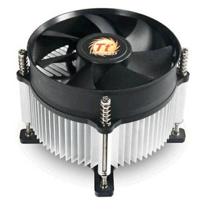 Thermaltake Cl P0497 Lga775 Aluminum Silent Rifle Bearing Cpu Cooler Heatsink Ebay