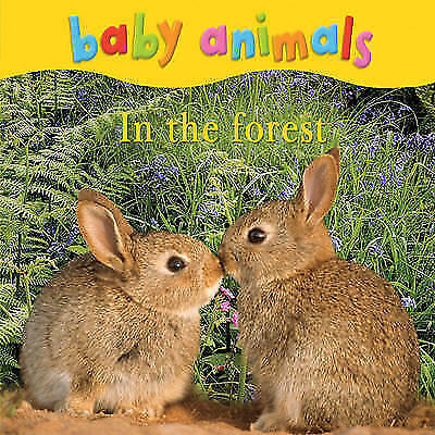 1 of 1 - Baby Animals: In the Forest, Kingfisher, Very Good Book