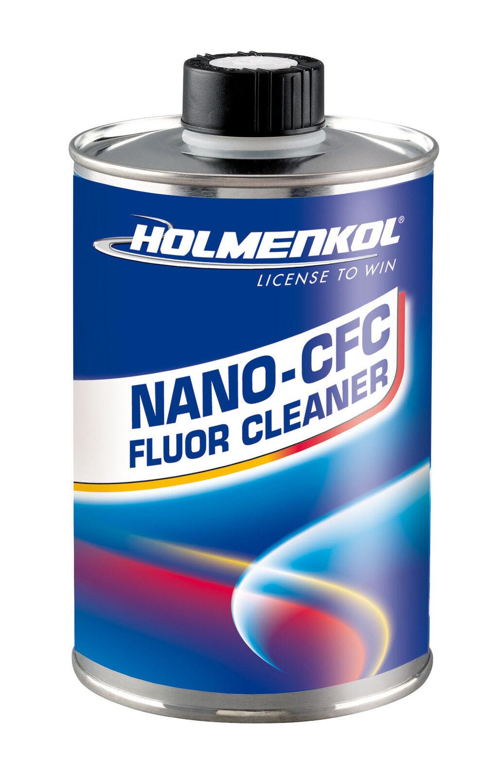 Holmenkol Nano PERSONALIZAR flúor Cera Limpiador