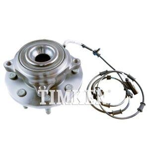 Wheel Bearing and Hub Assembly Front Timken HA590628