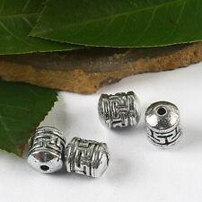 20pcs Tibetan Silver Tone Floral connecteur EF1505