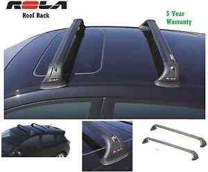 Rola Custom Fit Aluminum 110lbs Roof Rack 2010 2013 Mazda