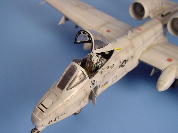 AIRES AIRES AIRES 7090 Detail Set for Italeri® Kit A-10A Thunderbolt II in 1 72  | Viele Stile