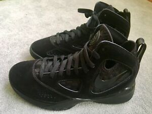 Air Shors Huarache 8 Nike 9 On Womens Basketball Blk Mens nwONvm80