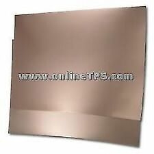 5 Pc Plain Copper Clad Glass Epoxy PCB 6X4 Inches Double Sided+Marker Pen