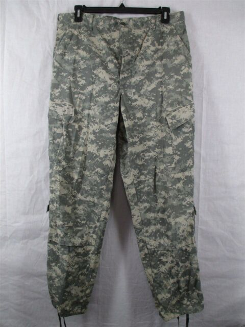 New Military Rip-Stop All Sizes ACU Trouser Pants