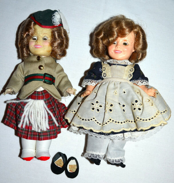 "Shoes for 22/"" 25/"" or 27/"" Composition Doll Ideal  Shirley Temple Doll"