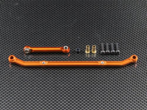 Axial 1//10 SCX10 90027 90028 90035 90036 Alliage Aluminium Timonerie de direction Tie rod