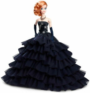 Barbie-Collector-BFMC-Midnight-Glamour-Doll-Toy-Gift-Set-FRN96-MINT-IN-BOX