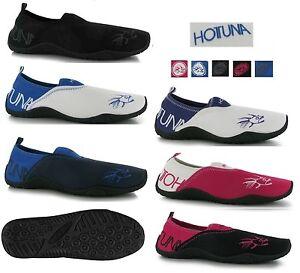 HOT-TUNA-Mens-Women-Junior-Aqua-Beach-Swim-Water-Wet-Shoes-Sea-Surf-Pool-Sz-3-15