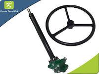 Yanmar Steering Box Assy W/steering Wheel Ym195 Ym240 Ym1500 Ym1600 Ym1700