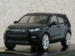 LAND ROVER Discovery Sport - 2015 - black - Premium X 1:43