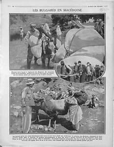 Macedonia-Macedoine-Comitadjis-Komitas-Bulgaria-Bulgarie-Ottoman-Empire-1916-WWI