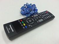 Panasonic Tv Remote Replacement Tc-l3252c,tc-l32c5x,tc-32lc54(r017