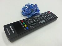 Panasonic Tv Remote Replacement Tc-l3252c,tc-l32c5x,tc-32lc54(r017