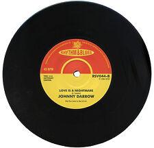 "JOHNNY DARROW  ""LOVE IS A NIGHTMARE""  KILLER EARLY 60's R&B    LISTEN!"