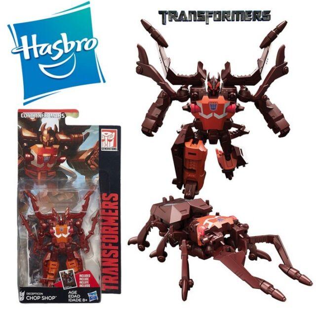 Transformers Generations Combiner Wars Legends Class Chop Shop Action Figure