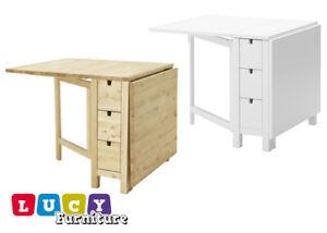 Image Is Loading IKEA NORDEN Gateleg Table Dinning Table Kitchen NEW