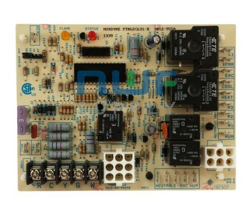 Nordyne Intertherm Miller OEM Gas Furnace Control Board 624591 624591-A 624591-B