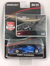 1/64 2015 Greenlight Tony Kanaan #10 Chip Ganassi IndyCar Diecast