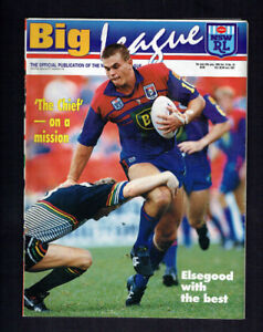 Image Is Loading Gg1 Rugby League Magazine 7 13