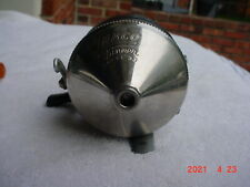 Details about  /RARE Vintage Zebco SPINNER Model 33 REEL Made in U.S.A.