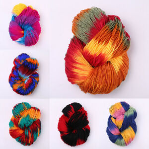 50g-Roll-Colorful-Yarn-Knitting-Wool-Crochet-Hand-Yarn-For-Scarves-Gloves-Soft