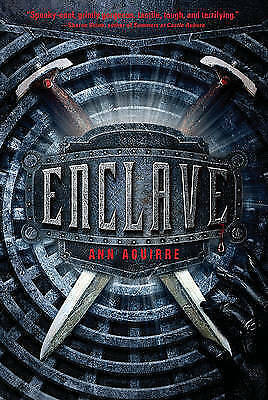 1 of 1 - (Good)-Enclave (Hardcover)-Aguirre, Ann-0312650086
