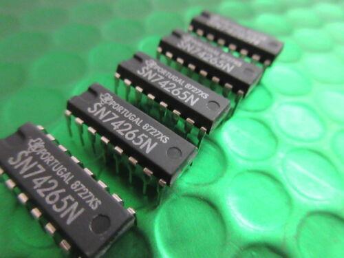 ** 2 per ogni vendita ** QUADRUPLO ELEMENTO COMPLEMENTARE-output 16-pin DIP Sn74265n