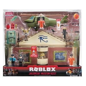 Roblox-Jailbreak-Museum-Heist-Deluxe-Playset-33-Pieces-NEW