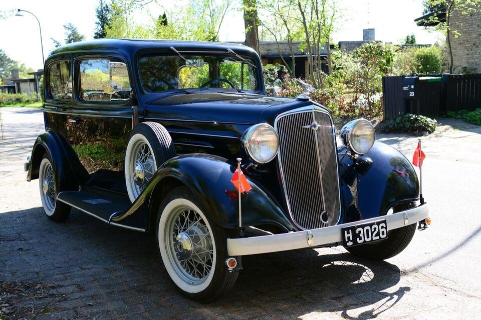 Chevrolet Standard Coach 1934