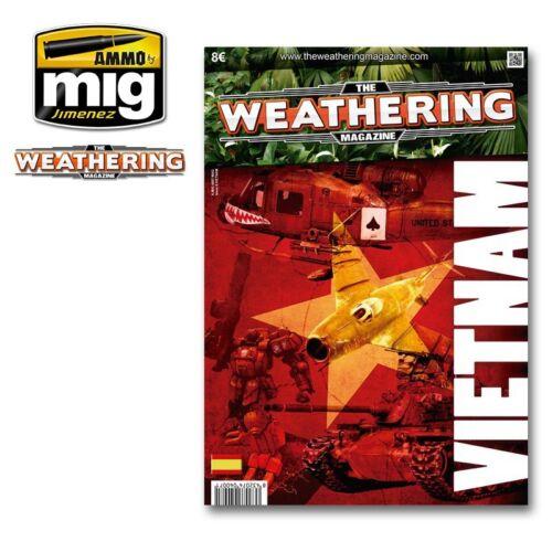 VIETNAM AMMO of Mig Jimenez The Weathering Magazine Issue 8